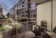 Avvaktande på bostadsmarknaden efter nya amorteringskravet