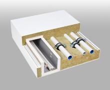 Pipemoduls brandklassade produkter CE-märkta - som första i Europa