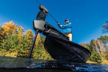 Garmin® begir seg inn på trollingmotormarkedet og presenterer Force - bransjens kraftigste og mest effektive trollingmotor for ferksvannsbruk