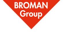 Nimityksiä Broman Groupin johdossa