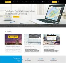 Datscha lanserar ny webbplats