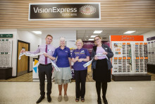 One in three residents revealed to have stroke risk symptoms as Silverburn optician hosts award-winning clinic