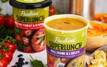 Smaker från Indien och Mexiko inspirerar i nya näringsriktiga soppor från Paulúns