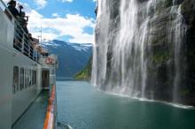 Flinke stijging toerisme naar Scandinavië