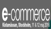 Payex ställer ut på E-commerce i Stockholm 11-12 maj på Kistamässan