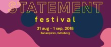 Nattskiftet ansluter till Statement Festival