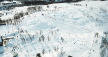 Videreutvikling av uteområdet ved Valnesfjord Helsesportssenter