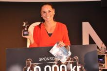 Les Mills stjärnan Emelie Orosz representerar Norden i finalen av THE ONE!