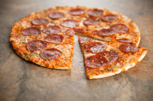Skogstorps pizzeria är Falkenbergs bästa pizzeria 2013