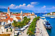 Split går om Mallorca som sommarens mest populära resmål
