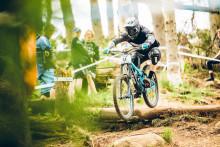 Daniel Bagge vinner premiären av Scandinavian downhill cup #1 Vallåsen