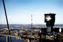 Avbrott på samtliga tv-kanaler i Stockholmsområdet 31 oktober