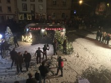 Christmas comes early to the Scottish Borders