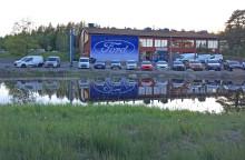 Invigning av världens första Sustainable FordStore hos Carstedts i Umeå