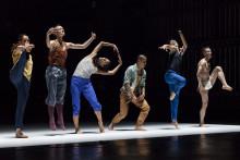Franskt lyckopiller från Emanuel Gat Dance