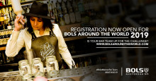 New concept for Bols Around The World competition to celebrate its 10th edition