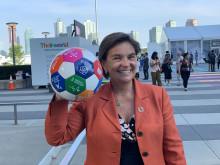 Fana Sparebank er den første norske banken som knytter seg til FNs avtale om Kollektivt Engasjement for Klimahandling