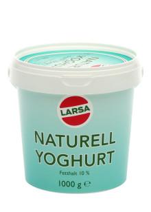 Nyhet! Larsa uppdaterar yoghurt hink från1994
