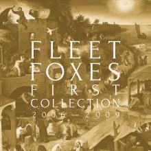 Fleet Foxes slipper gavepakke til fansen