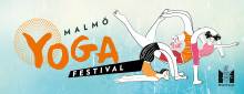 Malmö Yogafestival på Ribersborg