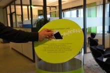Norgesmester i mobilinnsamling - og miljødugnad