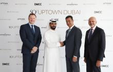SO/ Uptown Dubai: AccorHotels kündigt erstes SO/ Hotel im Nahen Osten an