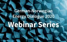 Norsk-tysk energidialog i digitalt format