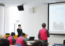 TSUNEISHI SHIPBUILDING presents the results of joint research  with Hiroshima University