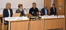 Presskonferens med Norrtälje kommun, Vattenfall och PTS – prognosen förändrad för Vattenfalls kunder