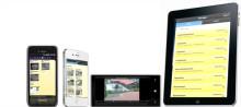 Ny mobilapp ger tillgång till bevakningsbilder