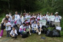 Contributing to a Greener and Healthier Forest Ecology in Taiwan