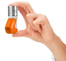 Ny astmabehandling - første pusteaktiverte ICS/LABA kombinasjonen i en spray (1)