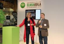 Guldknölen 2014 är utdelad till eldstjälen Lars Danielsson