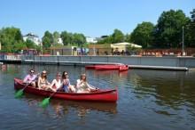 Bootstouren durch Leipzig und in die Region
