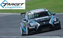Simon Larsson gör inhopp i TCR Tyskland med världsmästarteamet Target Competition