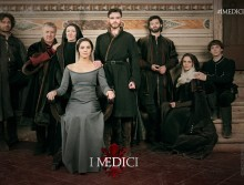 ​Eutelsat: via satellite su Rai 4K la fiction 'I Medici' in Ultra HD, dal 18 ottobre al canale 210 di Tivùsat