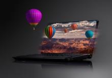 Sony VAIO erobert die 3D Welt: Mit dem neuen 3D Notebook der VAIO F-Serie