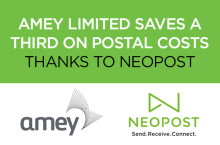 Amey Limited saves a third on postal costs thanks to Neopost