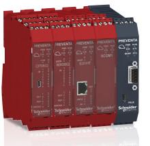 Fleksibel safety controller giver omfattende beskyttelse af maskiner