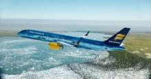 "Icelandair -  lentävä suurlähettiläs  ""Vatnajökull"" ja 80 v. syntymäpäivät"