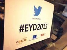 Uppstart för EYD2015