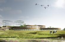 Arkitema er videre i konkurrencen om psykiatriklyngen, DNV Gødstrup