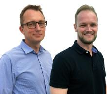 Søren og Thomas er ansat i Aventics – teamet i Danmark.