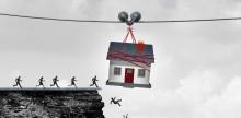 Veidekkes marknadsrapport: Kreditrestriktionerna skapar stora klyftor i samhället