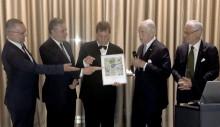 Anders Wall Environment Award till brittiskt växtprojekt