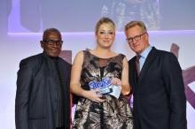 Merseyside stroke survivor wins national courage award