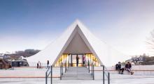 Ålgård kyrka nominerad till prestigefullt arkitekturpris