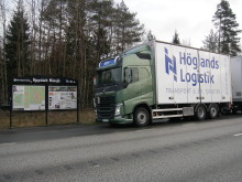 Gasellföretaget Höglands Logistik AB, Nässjö – certifierade enligt ISO 9001 & ISO 14001