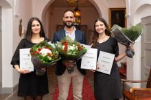 Vinnarna i Årets Nybyggare region Väst