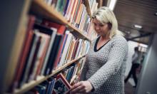 Laröds bibliotek blir meröppet